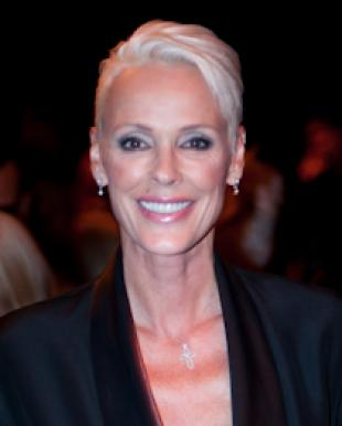 Picture of quotation author Brigitte Nielsen