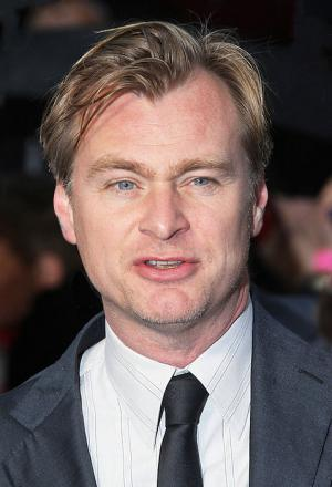 Picture of quotation author Christopher Nolan