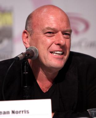 Picture of quotation author Dean Norris