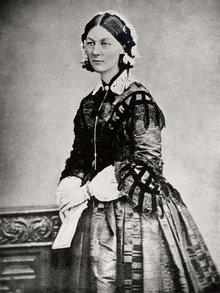 Picture of quotation author Florence Nightingale