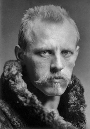 Picture of quotation author Fridtjof Nansen