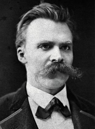 Picture of quotation author Friedrich Nietzsche
