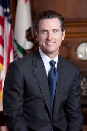 Picture of quotation author Gavin Newsom