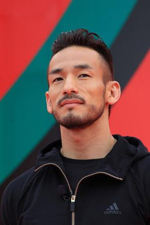 Picture of quotation author Hidetoshi Nakata