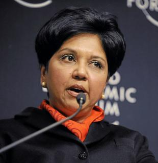 Picture of quotation author Indra Nooyi