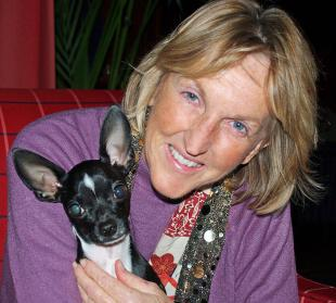 Picture of quotation author Ingrid Newkirk