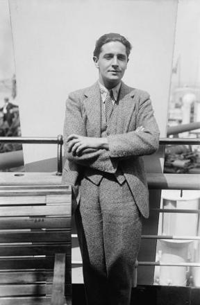 Picture of quotation author Ivor Novello