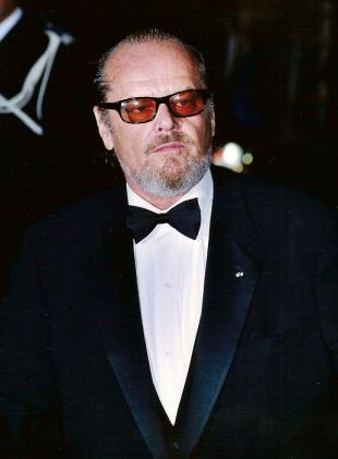 Picture of quotation author Jack Nicholson