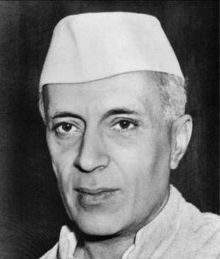 Picture of quotation author Jawaharlal Nehru
