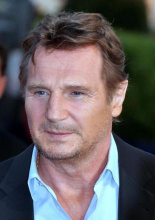 Picture of quotation author Liam Neeson