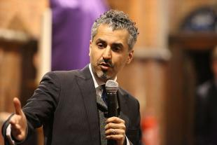 Picture of quotation author Maajid Nawaz