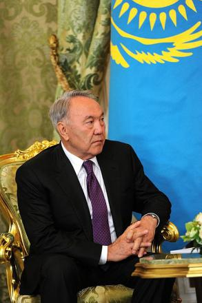 Picture of quotation author Nursultan Nazarbayev