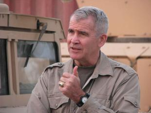 Picture of quotation author Oliver North