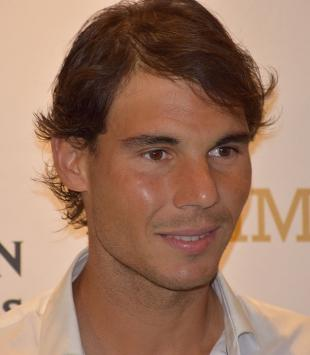 Picture of quotation author Rafael Nadal