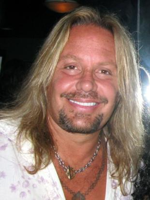 Picture of quotation author Vince Neil