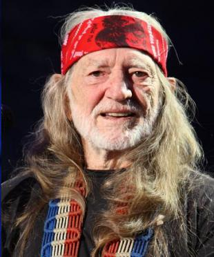Picture of quotation author Willie Nelson