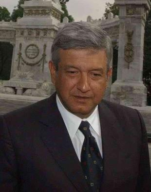 Picture of quotation author Andres Manuel Lopez Obrador