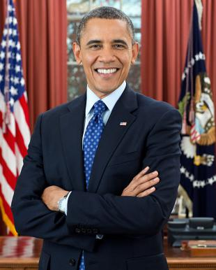 Picture of quotation author Barack Obama