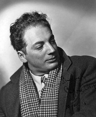 Picture of quotation author Clifford Odets