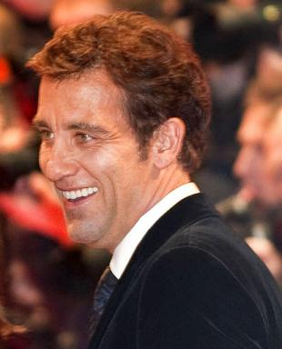 Picture of quotation author Clive Owen