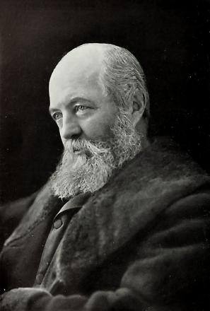 Picture of quotation author Frederick Law Olmsted