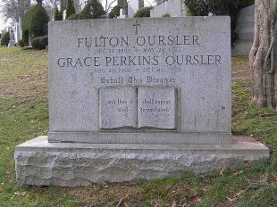 Picture of quotation author Fulton Oursler