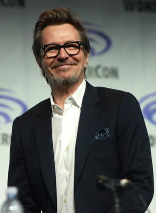 Picture of quotation author Gary Oldman