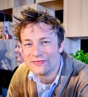 Picture of quotation author Jamie Oliver