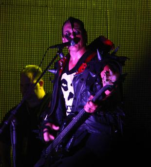Picture of quotation author Jerry Only