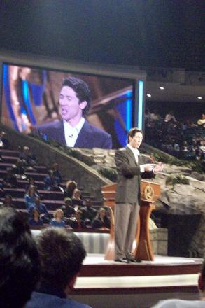 Picture of quotation author Joel Osteen