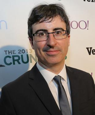 Picture of quotation author John Oliver