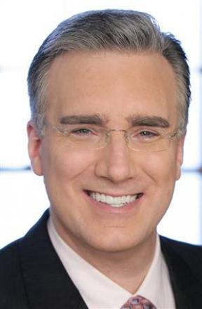 Picture of quotation author Keith Olbermann