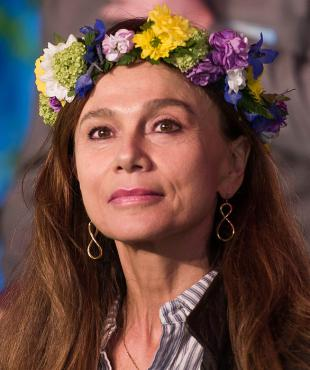 Picture of quotation author Lena Olin