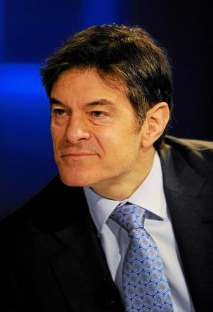 Picture of quotation author Mehmet Oz