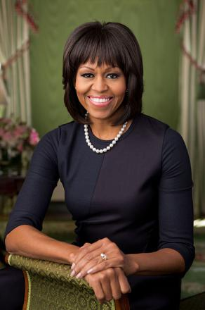 Picture of quotation author Michelle Obama