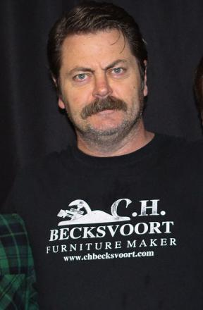 Picture of quotation author Nick Offerman