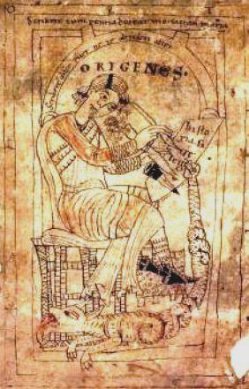 Picture of quotation author Origen