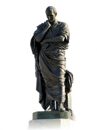 Picture of quotation author Ovid
