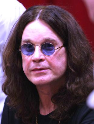 Picture of quotation author Ozzy Osbourne