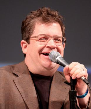 Picture of quotation author Patton Oswalt