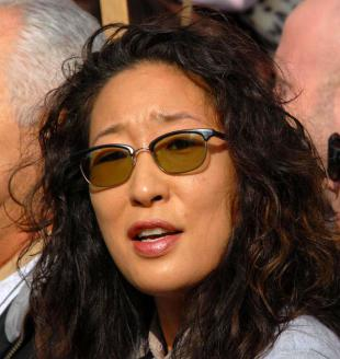 Picture of quotation author Sandra Oh