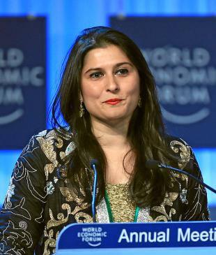 Picture of quotation author Sharmeen Obaid-Chinoy