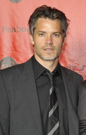 Picture of quotation author Timothy Olyphant