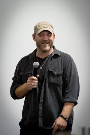 Picture of quotation author Ty Olsson