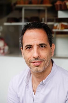 Picture of quotation author Yotam Ottolenghi