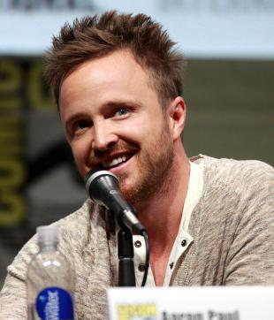 Picture of quotation author Aaron Paul
