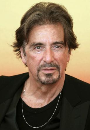 Picture of quotation author Al Pacino
