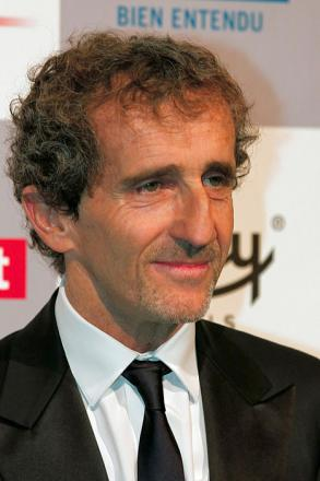 Picture of quotation author Alain Prost