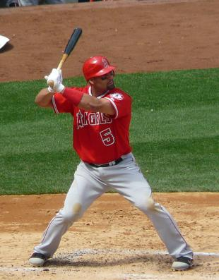 Picture of quotation author Albert Pujols