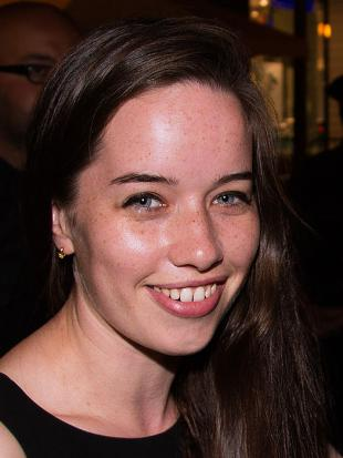 Picture of quotation author Anna Popplewell